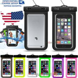 Waterproof Underwater Phone Pouch Bag Case Cover For Iphone