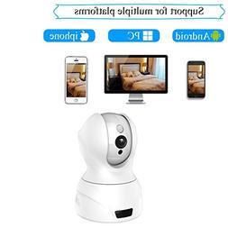 Agazer WiFi Security Camera, 1080P HD 2.0 Megapixel Wireless
