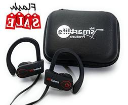 wireless bluetooth headphones mic bass