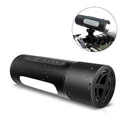 Cectdigi Wireless Bluetooth Outdoor Speakers,Enhanced Bass,