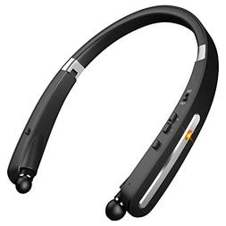 STARNUO Wireless Headphones, Bluetooth Headset Wireless Neck