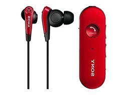 Sony Wireless Stereo Dynamic In-Ear Headset - MDR-EX31BN/R