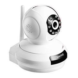 LESHP Wireless WiFi 720P HD Pan Tilt IP Camera, Pet Dog Smar