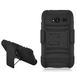 Buy World for Kyocera Hydro C5170 Boost Mobile Black Armor C