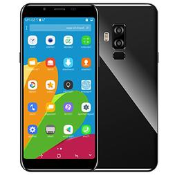 "Padcod X4 Unlocked Smartphone 5.7"" IPS Display Curved Glass,"