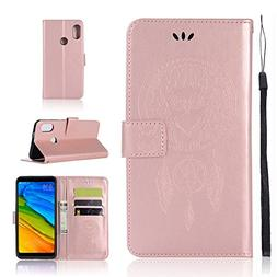 Xiaomi Mi 6X Case, Redmi Note 5 Pro Case, Ngift  Wallet Prem