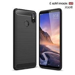 Xiaomi Mi Max 3 Case, TopACE Ultra Thin Carbon Fiber Scratch