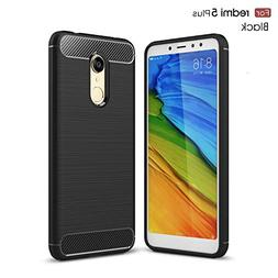Xiaomi Redmi 5 Plus case,MYLB Slim Lightweight Carbon Fiber