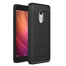 Xiaomi Redmi Note 4 Case , ivencase Luxury Ultra Slim Soft T