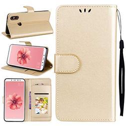 Xiaomi Redmi S2  Case - Lifeepro Wallet Case  -   PU Leather