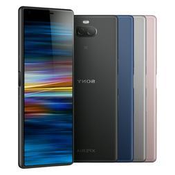 Sony XPERIA 10 Dual i4193  64GB 4GB RAM Black Navy Pink Silv