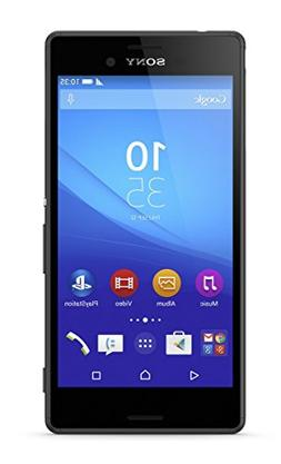 SONY Xperia M4 Aqua E2303 8GB Black Factory Unlocked IP68 4G