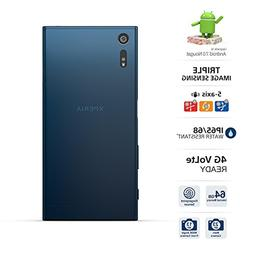 """Sony Xperia XZ F8332 64GB Forest Blue, 5.2"""", Dual Sim, GSM U"""
