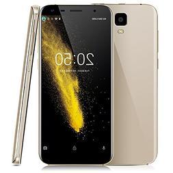 Xgody D24 WCDMA GSM Dual SIM Cell Phones Unlocked 3G 18:9 An