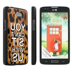 NakedShield LG Optimus L90  SLIM Art Phone Cover Case