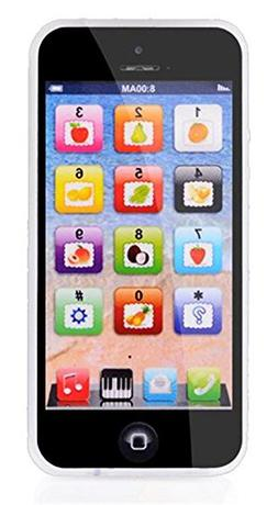 Yphone Learning Toy Phone With Usb Cable Toy Music Cellphone
