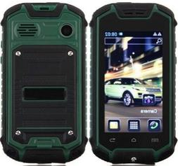 Sudroid Z18 2.45 Inches Unlocked 3G Mini Phone with Android