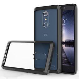 ZTE Max XL Case, ZTE N9560 Case, Dretal Slim Fit Anti-Scratc